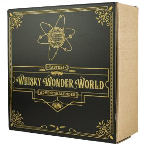 Adventskalender Whisky Wonder World